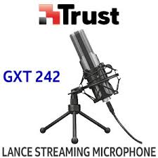 <b>Trust GXT 242 Lance</b> Streaming Microphone - Best Deal - South Africa