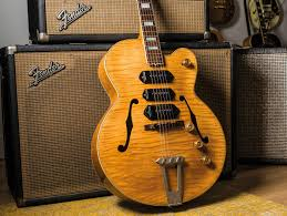 This 1949 Gibson ES-5 once belonged to <b>T</b>-<b>Bone Walker</b>