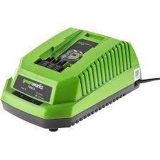 Купить <b>зарядное устройство Greenworks 40V</b> G40C 2904607 в ...