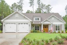 Bedroom House Plans   Houseplans comCraftsman Exterior   Front Elevation Plan       Houseplans com