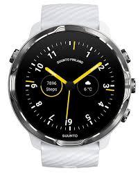 Часы <b>Suunto 7 White</b> Burgundy - купить в магазине Спорт ...