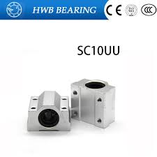 <b>High</b> quality <b>Free Shipping 4pcs</b> SC10UU SCS10UU Linear motion ...