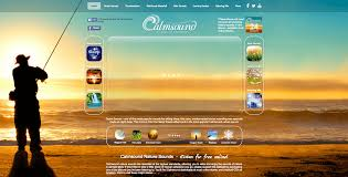 online resources that can make your life better calmsound an oasis of relaxation offers calming nature sounds and videos rain ocean waterfall country garden and more
