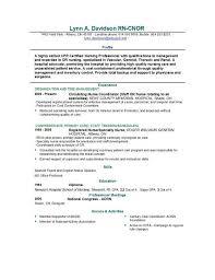 graduate nurse resume example new graduate nurse resume  new graduate nurse resume