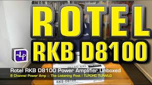 rkb d8100 black