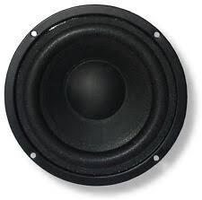 """Unbranded Other Speaker Parts & Components 5"""" Subwoofer/Woofer"""