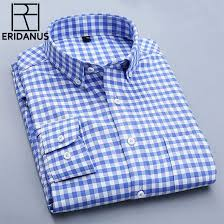 <b>Oxford</b> Men <b>Shirt 2016</b> NewBrand Clothing Fashion Business ...