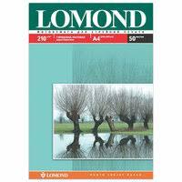 «Фотобумага <b>LOMOND</b> для струйной печати - А4 - 210 г/м2 - 50 л ...