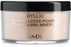 Ga-De Idyllic Mineral Loose Powder - Минеральная <b>рассыпчатая</b> ...