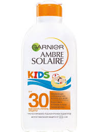 mbre Solaire Детское <b>солнцезащитное молочко для тела</b> ...