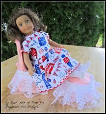 Make It Monday-<b>Slipper Chair</b> and <b>Footstool</b> for Mini American Girl ...