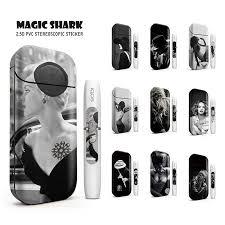 Magic Shark <b>New Hot Sale</b> Sexy Lady Black White <b>Punk</b> Man PVC ...
