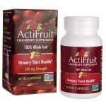 <b>ActiFruit Cranberry Supplement</b>