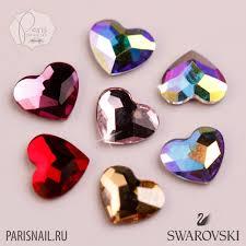 """<b>Стразы</b> """"<b>Swarovski</b>"""" <b>2808 MM</b> 6.0 Light Siam F - 1шт – купить в ..."""