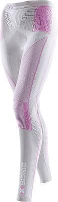 Кальсоны женские <b>X</b>-<b>Bionic Radiactor</b> Evo Long Silver/Fuchsia ...