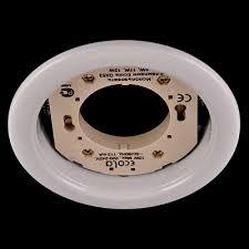 Купить <b>Ecola GX53</b> H4 белый <b>Светильник</b> встраиваемый по цене ...