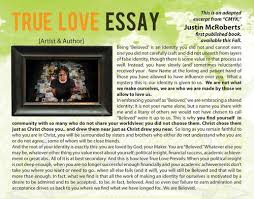 an essay on love essay love reflective