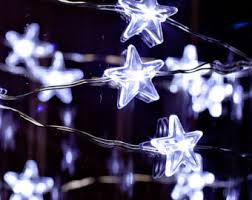 twinkle twinkle little star cool white led battery operated string lights perfect for weddings blue mason jar string lights