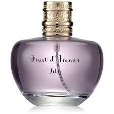 <b>Emanuel Ungaro Fruit d'Amour</b> Lilac Eau de Toilette Spray for Her ...