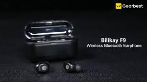 <b>Bilikay F9 TWS</b> True Wireless Stereo Earphone - Gearbest.com ...