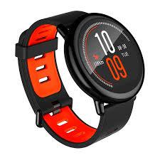 <b>Умные часы Xiaomi</b> AMAZFIT Pace (черный) — купить в интернет ...