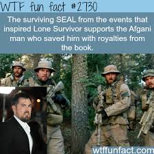 The Lone Survivor, the seal who wrote the... via Relatably.com