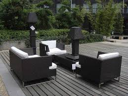 best modern wicker patio furniture sets — decor trends