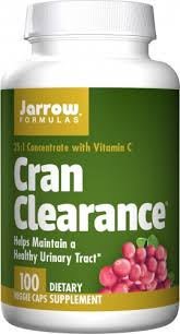 Cran Clearance - Jarrow Formulas