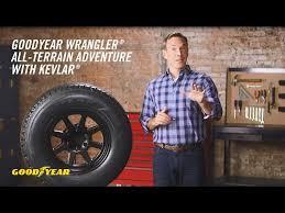 <b>Wrangler</b>® <b>All</b>-<b>Terrain Adventure</b> With Kevlar® Tires | <b>Goodyear</b> Tires