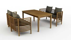 popular modern brown polished solid wood dining table standard eased edge design contemporary style as well furniture bedrooms furnitures designs latest solid wood furniture