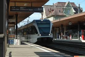 Bülach railway station