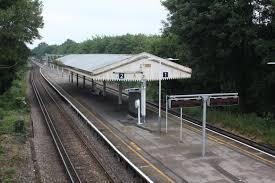 Sunnymeads railway station