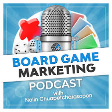 Board Game Marketing Podcast