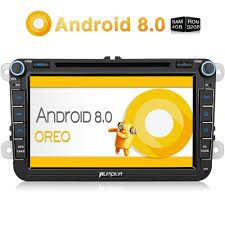 kanor android 8 0 octa core 4g 32g 7inch 2 din car gps navigator for land rover freelander with radio audio bluetooth wifi map