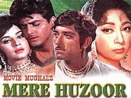 Image result for film (Mere Huzoor)(1968)