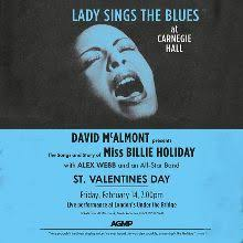 "David McAlmont Plays <b>Billie Holiday</b> ""<b>Lady</b> Sings the Blues"" tickets ..."