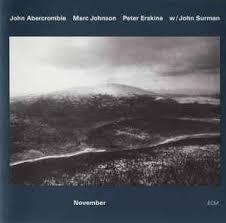 November (<b>John Abercrombie</b> album) - Wikipedia