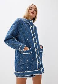 Куртка <b>джинсовая Just Cavalli</b> купить за 71 800 руб ...