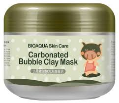 BioAqua Очищающая <b>кислородная</b> пузырьковая <b>маска для лица</b> ...
