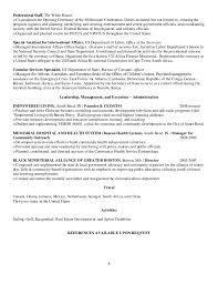 Professional Command Security Manager Templates to Showcase Your     I Really Hate Skill Based Resumes