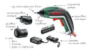 Аккумуляторная <b>отвёртка Bosch IXO V</b> Full - Gvozdodёr