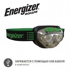 <b>Фонарь налобный ENR</b> Rechargeable Headlight