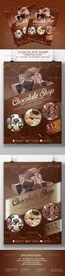 chocolate flyer template by blogankids graphicriver chocolate flyer template commerce flyers