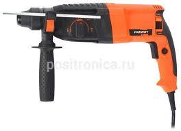 Купить <b>Перфоратор Patriot</b> THE ONE <b>RH 262</b> (140301325) в ...