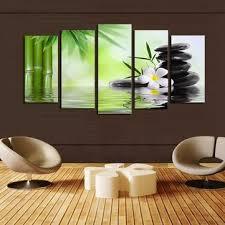 no frame green <b>huge modern abstract</b> wall decoration art oil painting ...