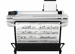 Струйный <b>плоттер HP Designjet T525</b> 36 (5ZY61A) купить: цена ...