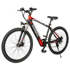 <b>Samebike SH26 Electric Mountain</b> Bike 250W Brushless Motor Black