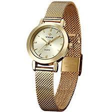 WWOOR Women's Watch Fashion Analog Quartz ... - Amazon.com