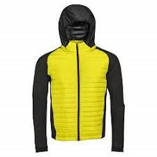 <b>Куртка NEW YORK</b> MEN неоновый желтый, размер L купить ...