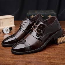 Men <b>Business Shoes</b> Men <b>Fashion Casual</b> Shoes Wedding Shoes ...